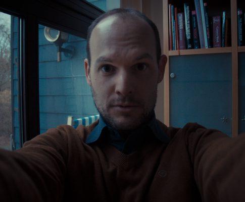 Selfie mit Four Third Altglas