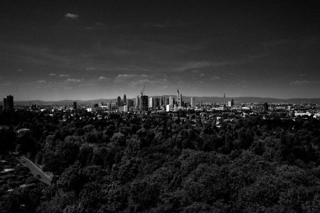 Blick in die Innenstadt