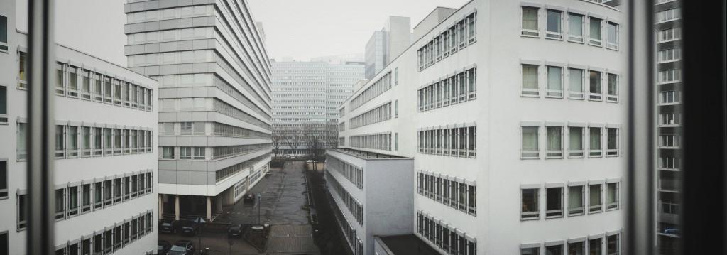 Regentag in Eschborn Süd