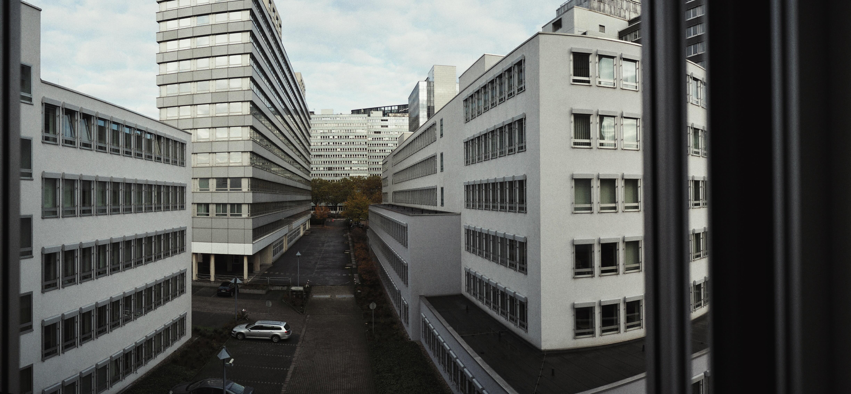 Erster Panoramaversuch in Eschborn Süd
