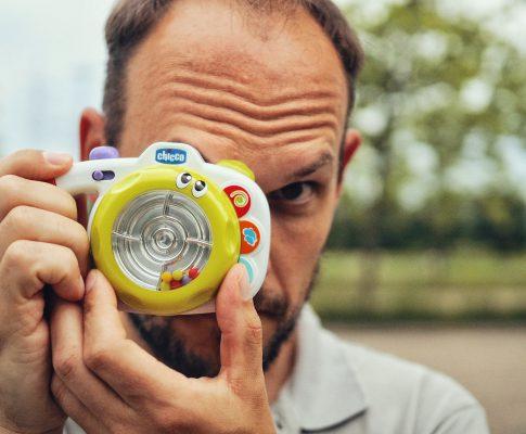 Naturfotografie – Ein Kinderspiel