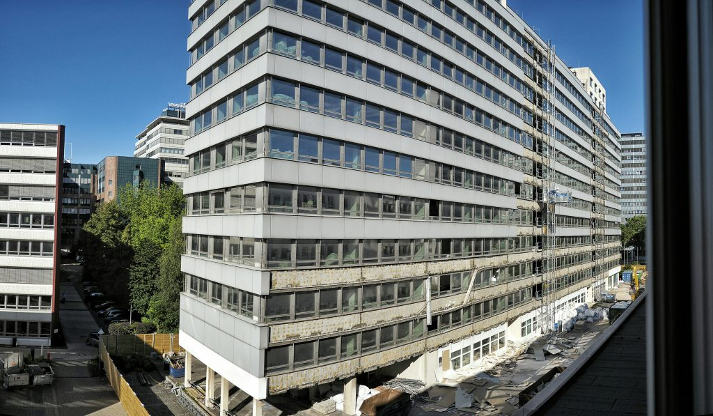 Frankfurter Straße, Eschborn Süd