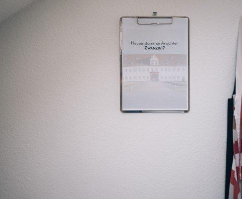 Jahresendbilderdurchwühlen und ein Heusenstamm-Kalender