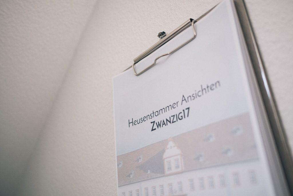 Heusenstammer Ansichten Kalender