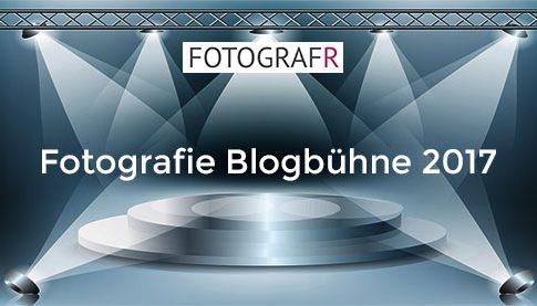 Fotografie Blogbühne 2017