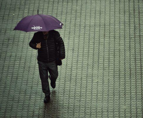 3 Tage Regenwetter
